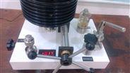 DK新规程活塞式压力计-带平衡液柱