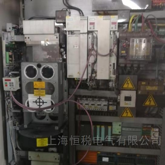 西门子6SE70变频器上电炸模块十年修复解决