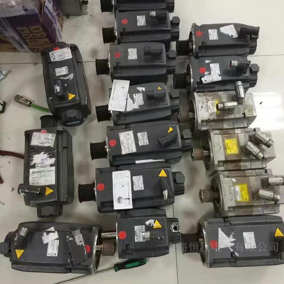 西门子伺服电机离合器故障九年专修复