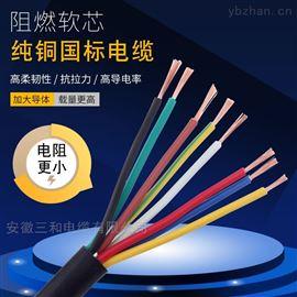 屏蔽电缆ZRB-KVVRPL铝塑复合带500V交流