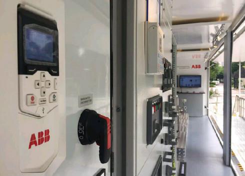 ABB全国巡展亮相广东 涉及仪表行业多个领域