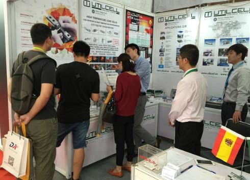 国际知名称重传感器企业尤梯塞尔首次亮相多国仪器仪表展