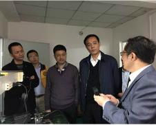 廣州儀器儀表學會領導赴華茂傳感實地調研