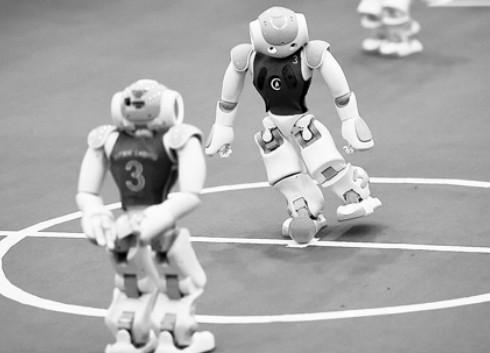 机器人准用运动规划芯片发布 可让其安全移动