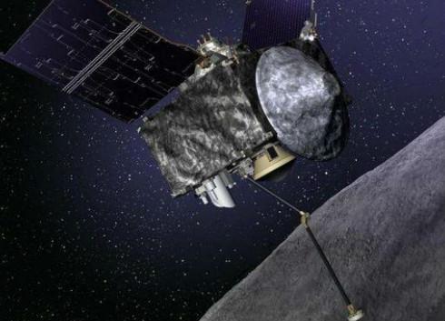 """""""贝努""""探测器亿万里外""""猎星"""" 旨在揭示生命起源"""