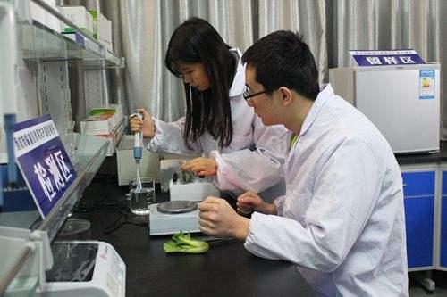 安徽安庆再建134套乡镇农产品安全快速检测系统
