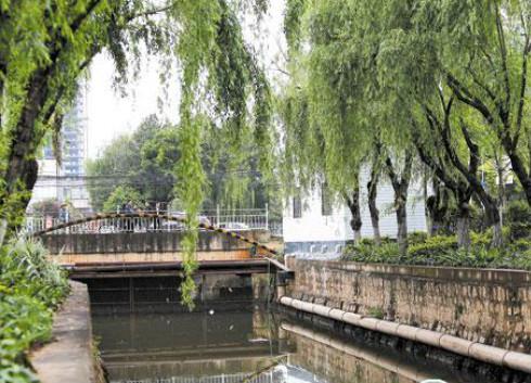云南昆明:利用水质监测仪对河道进行24小时监测