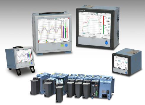 横河电机将推出新型无纸记录仪及数据采集系统