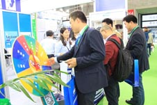 自主研发与国际合作结合典范——上海阔思亮相环博会