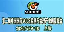 第二届中国国际VOCs监测与治理产业创新峰会
