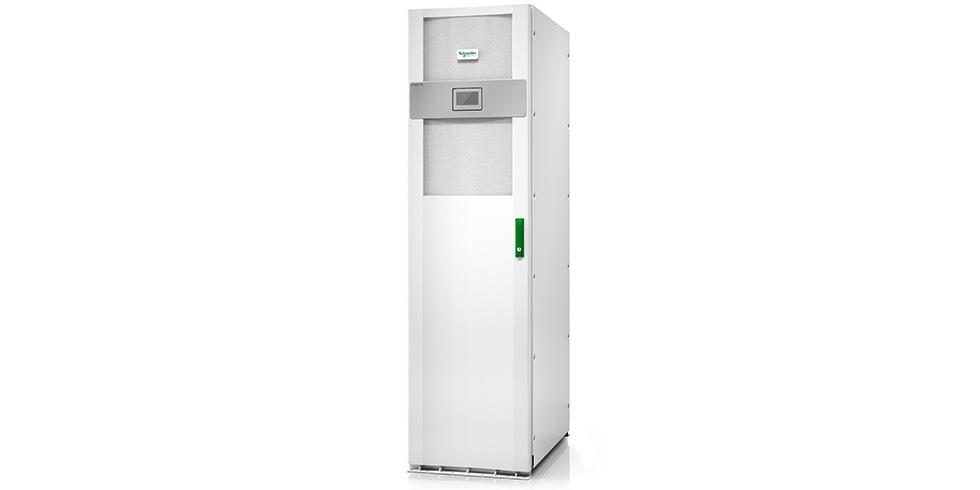 施耐德電氣擴展內置電池模塊 功率密度再攀新高