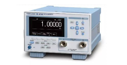 日本横河电机推出新一代数字压力计产品