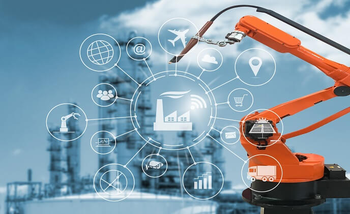 2020-25年智能制造市场规模年复合增12.4%