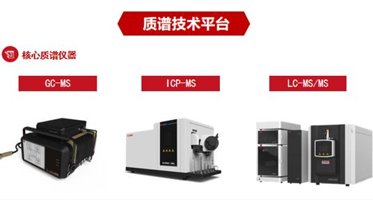 谱育科技高端质谱仪器亮相省首台(套)成果展