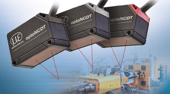 微型激光三角測量傳感器可精準測量位移和距離