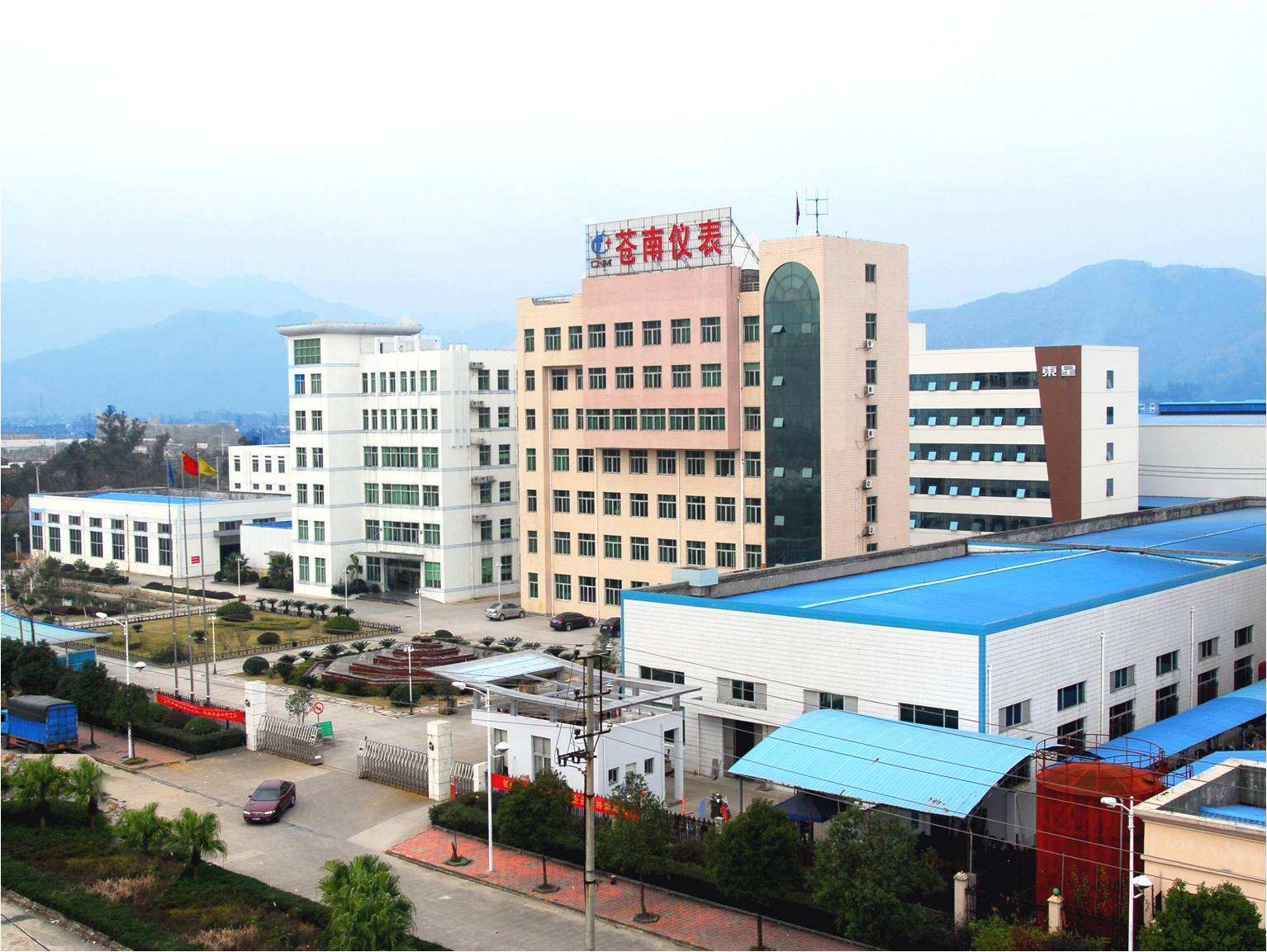 蒼南儀表獲市長質量獎 2019年營收4.84億元