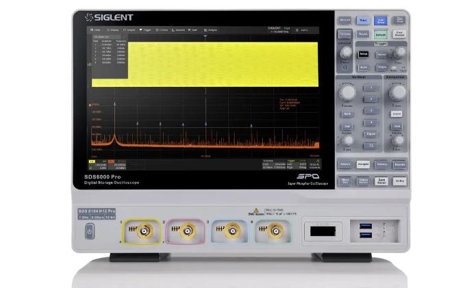 鼎阳科技推出新型数字示波器 可将电信号变成可视化图像