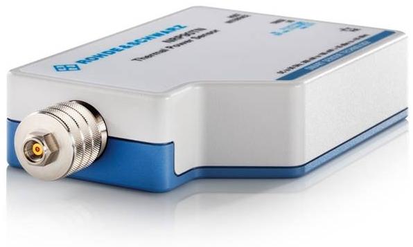羅德與施瓦茨為測試儀表配備新型1.35毫米E波段同軸連接器