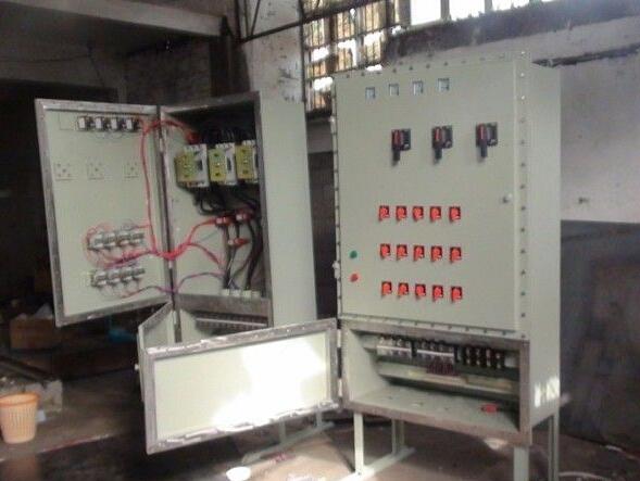 7.5kw防爆变频控制柜 定做各种千瓦防爆变频控制柜