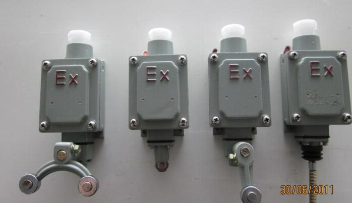 按钮开关 dlxk防爆行程开关