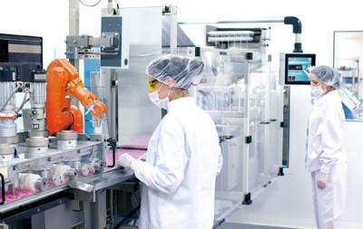 制造业转型发展 机器人自动化生产