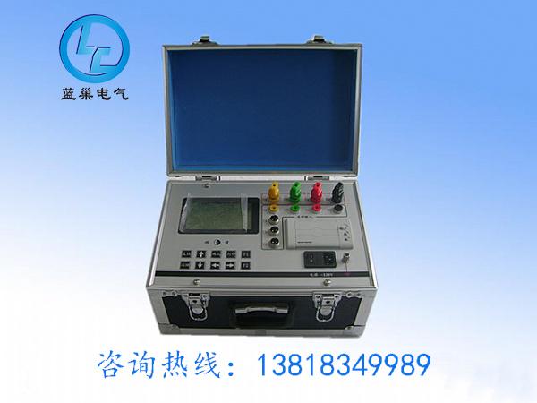 快速三相电容电感测试仪-供求商机-上海蓝巢电气有限