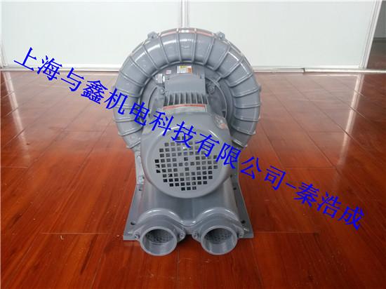 涡流风机内部结构图