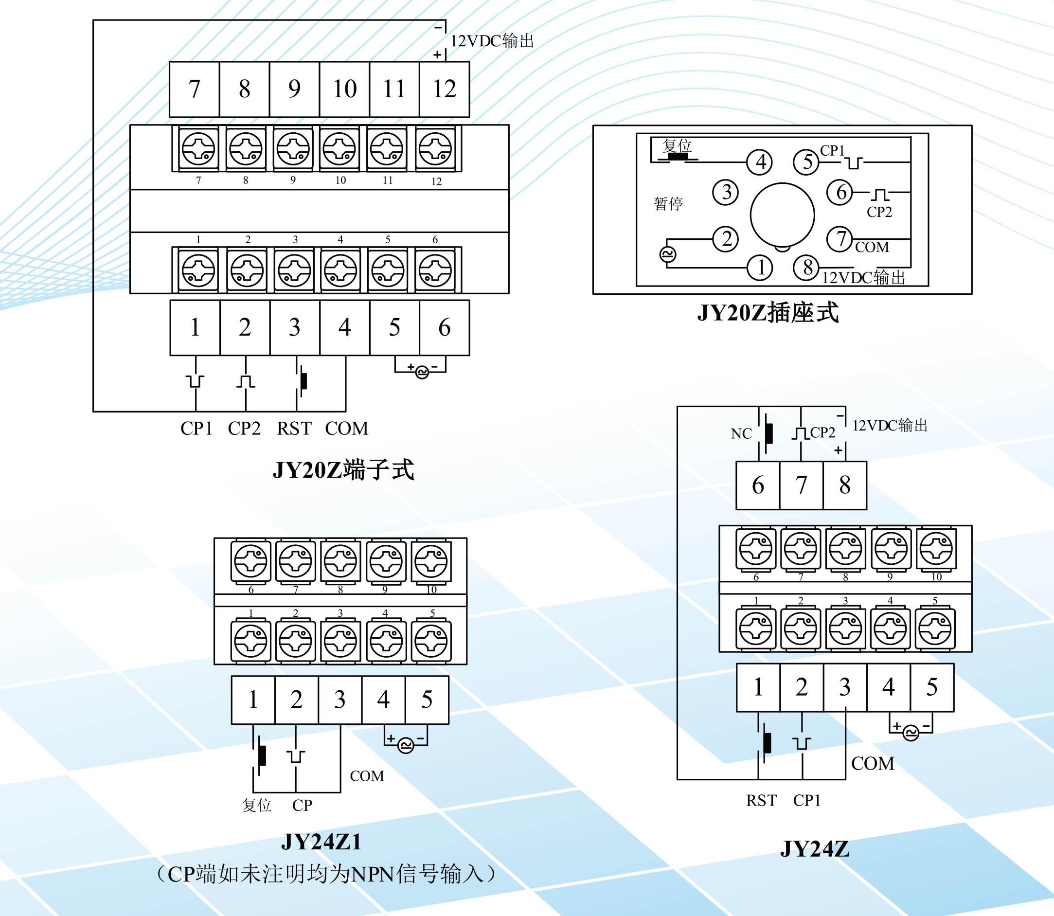 jy-z系列-电子累加计数器-供求商机-上海亚泰仪表