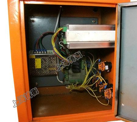 微电脑控制箱