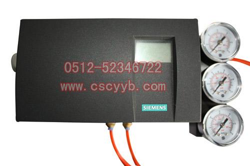西门子智能电气阀门定位器ps26rd5型,ps26rd5西门子智能定位器