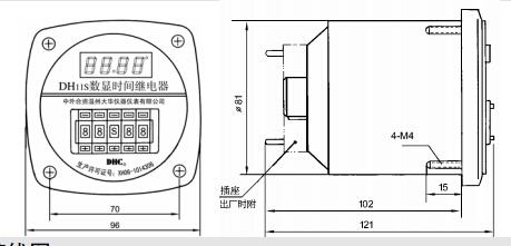 lay8-11s旋钮接线图