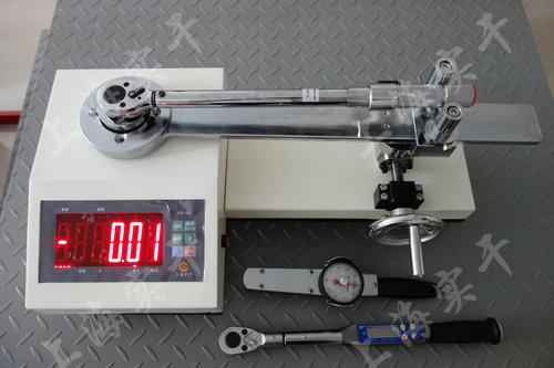 SGXJ扭力扳手检定仪图片 (检定预置扭力扳手效果图)