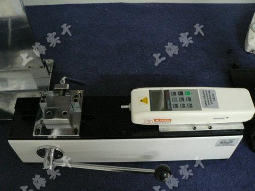 端子拉力测试仪图片 (配SGHF数显推拉力计实验图)