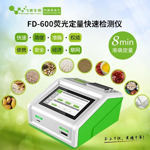 真菌毒素荧光分析仪