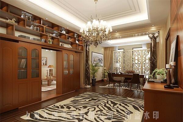 上海私人密室設計